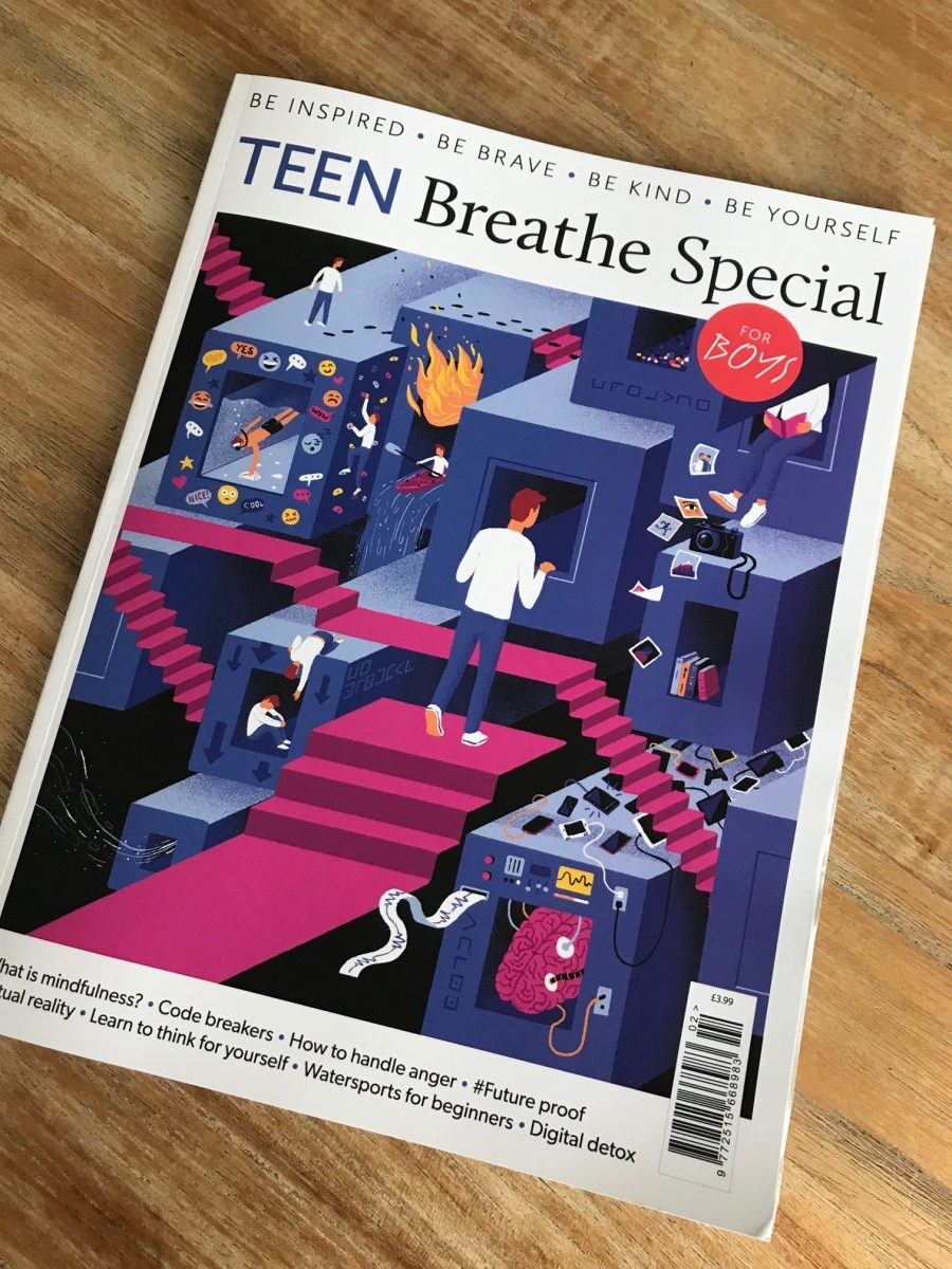Teen Breathe for Boys